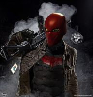 DCEU Red Hood by Bryanzap