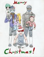 Downsized: Christmas 2010 by Omixgirl10