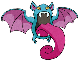 Golbat WWS by the19thGinny