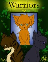 Warriors Promo Poster by AutumnFur