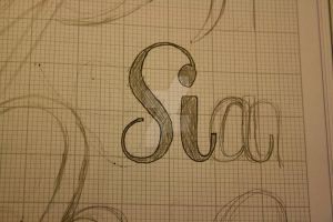 Typeface Sketches 1 by Weegraphicsman
