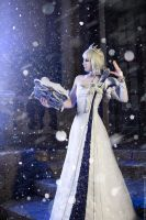 Aion 2.7. Tac Officers Divine Cloth Set by Trigla