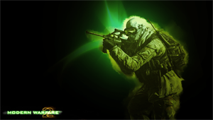 Modern Warfare 2 Wallpaper by R3YNO