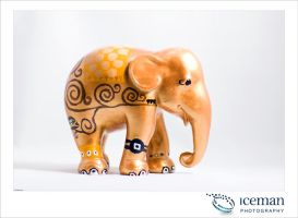Klimtephant 03 by IcemanUK