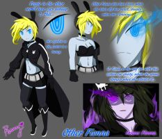 Other Fionna REF by RavenBlood1011