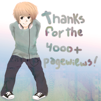 + Thanks + by CrazzyDreams