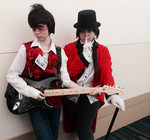 Ryden cosplay by kennymccormicklover1