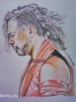 King of Strong Style by ArtbyAna