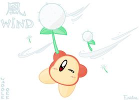Fluff Waddle Dee - Paint by Eniotna