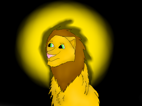Lion by SpencerHP