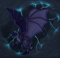 Thunderstorm by Naggii