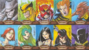 Iron Man 2 Sketch Cards 07 by RyanOdagawa