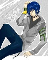 Ikuto: Colored by EternityRealm