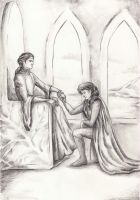 The oath (Sauron and his Lieutenant) by AnotherStranger-Me