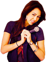 Miley Cyrus Png by teamdamonlove