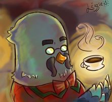 Colored Coffe by LizbethLizard