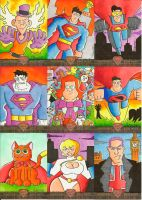 SupermanCards1 by zaymac