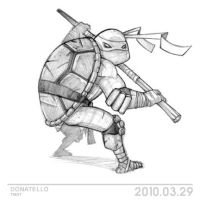 Donatello by ElBrazo