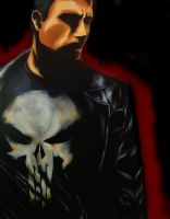 Punisher MAX by papabear7