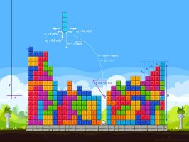 Thats How a Professor Plays Tetris by abcdefghijef