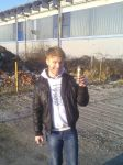 Drinking at the dump yard by robnote