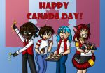 Happy Canada Day 2007 by jewelschan