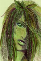 Face of Nature by raerae