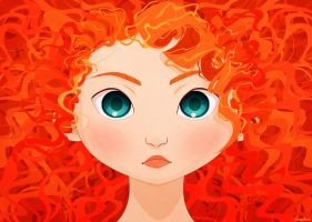 Merida by ferazhin