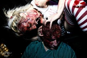 Zombie Experience by magggg
