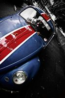 VW Beetle by DR1983
