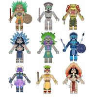 Aztec Mythology Minimates by Chazwinski