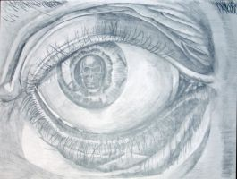 Escher's Eye by Lockwood