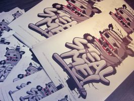 STEAL ME POSTERS by The-Kiwie