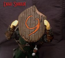 Deku Shield 2 by DarkTailss