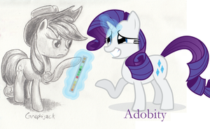 Graphijack and Adobity by kittyhawk-contrail