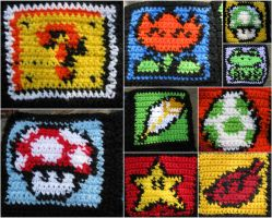 Super Mario World Pillow (Details) by RTakeshi