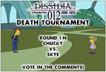 Duodecim Death Tournament 1-N by Gazmanafc