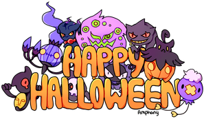 Happy Halloween! by Amphany