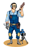 My Engineer Loadout by kisbe