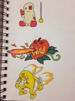 Sketchbook 1 Page 21 by AlexicoScythe