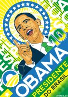 Obama do Brasil by roberlan