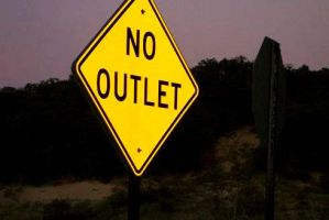 No Outlet by TheMello