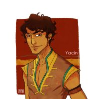 - Yacin - for Eokani by ayashinta