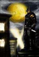 Batman by StoryKillinger