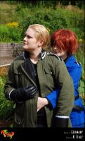 APH-cosplay: Molest by Kumagorochan