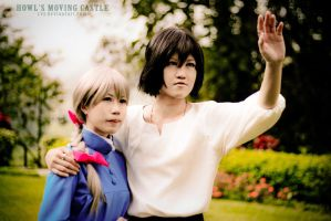 Howl Moving Castle ::07 by Cvy