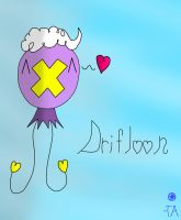 Drifloon by Annaley