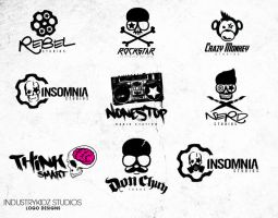 Tshirt Design Logos by Industrykidz
