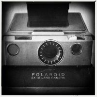 SX70 by cameraflou