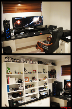 New workspace by EnzuDes1gn